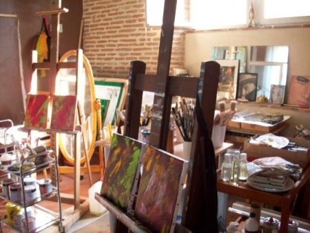 La peinture , un chemin ...