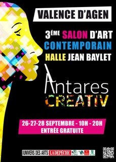 affiche-art-et-garonne-2.jpeg Salon d'art contemporain de Valence d'Agen (82)