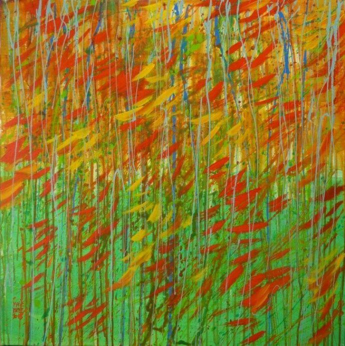 peinture,  aquarelle,   pastel,  tecnique mixte, sculpture